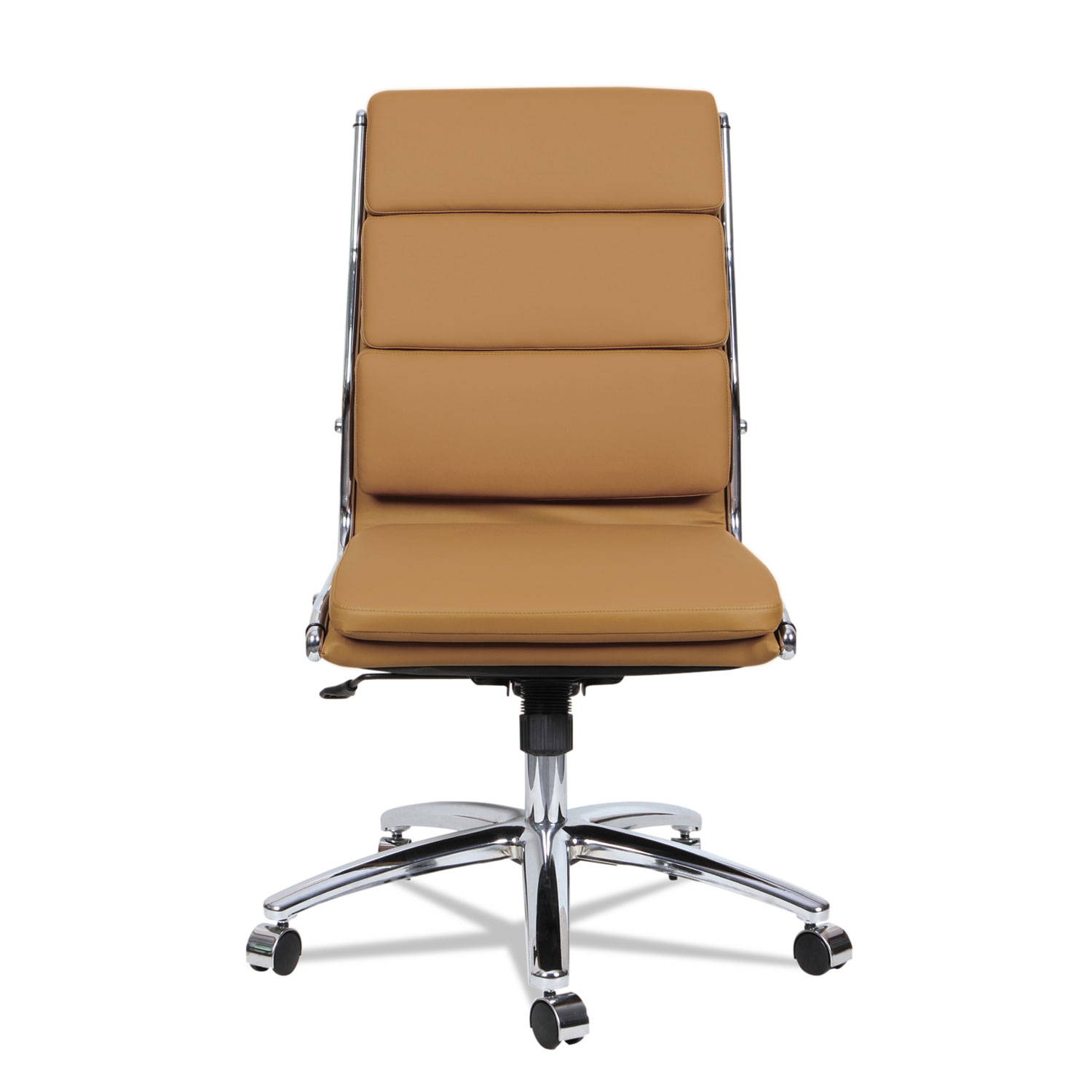 Alera Neratoli Mid Back Slim Profile Chair by Alera ALENR4259