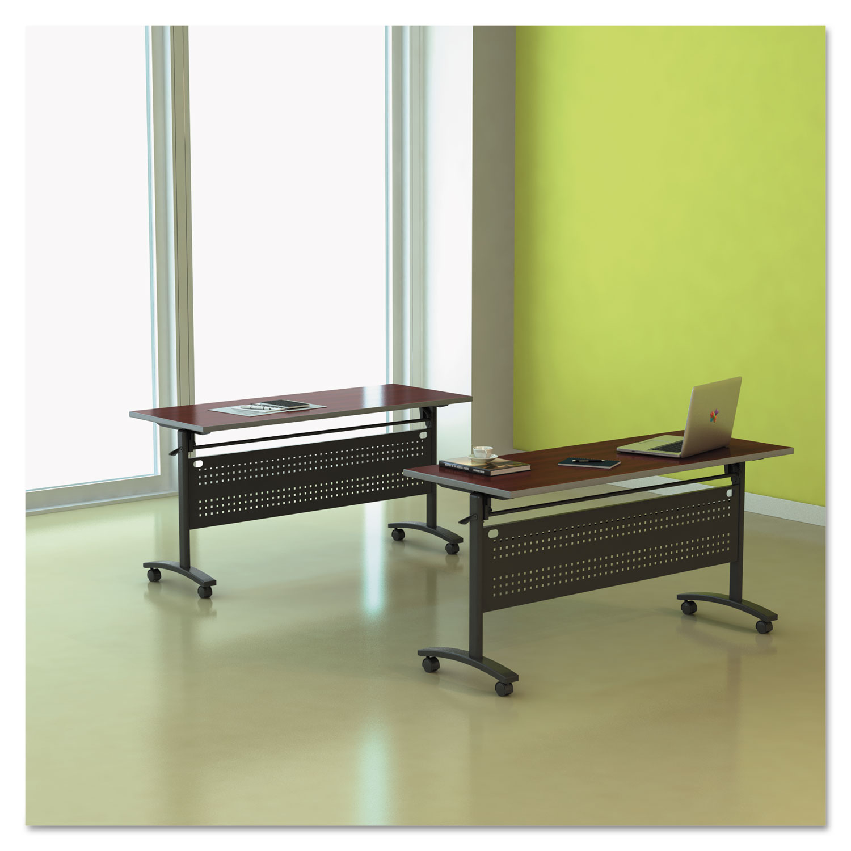 Reversible Laminate Table Top by Alera ALETT6024CM