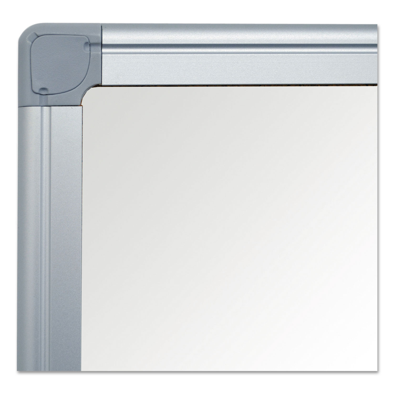 value lacquered steel magnetic dry erase board 36 x 48 white aluminum frame