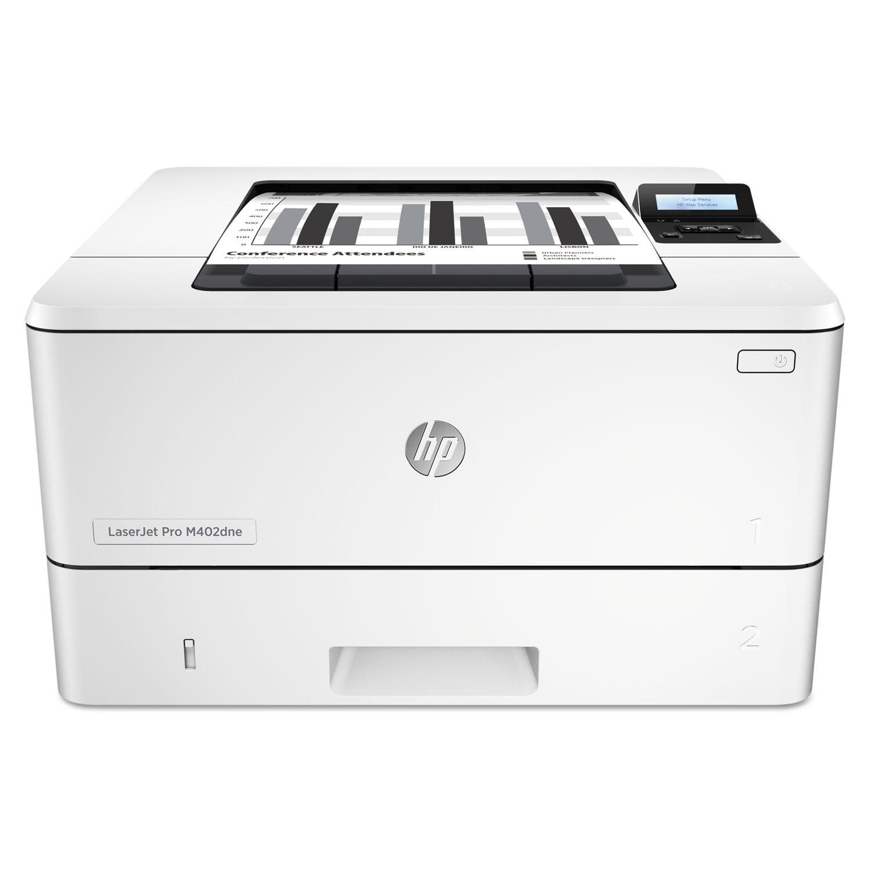 LaserJet Pro M402dne Laser Printer