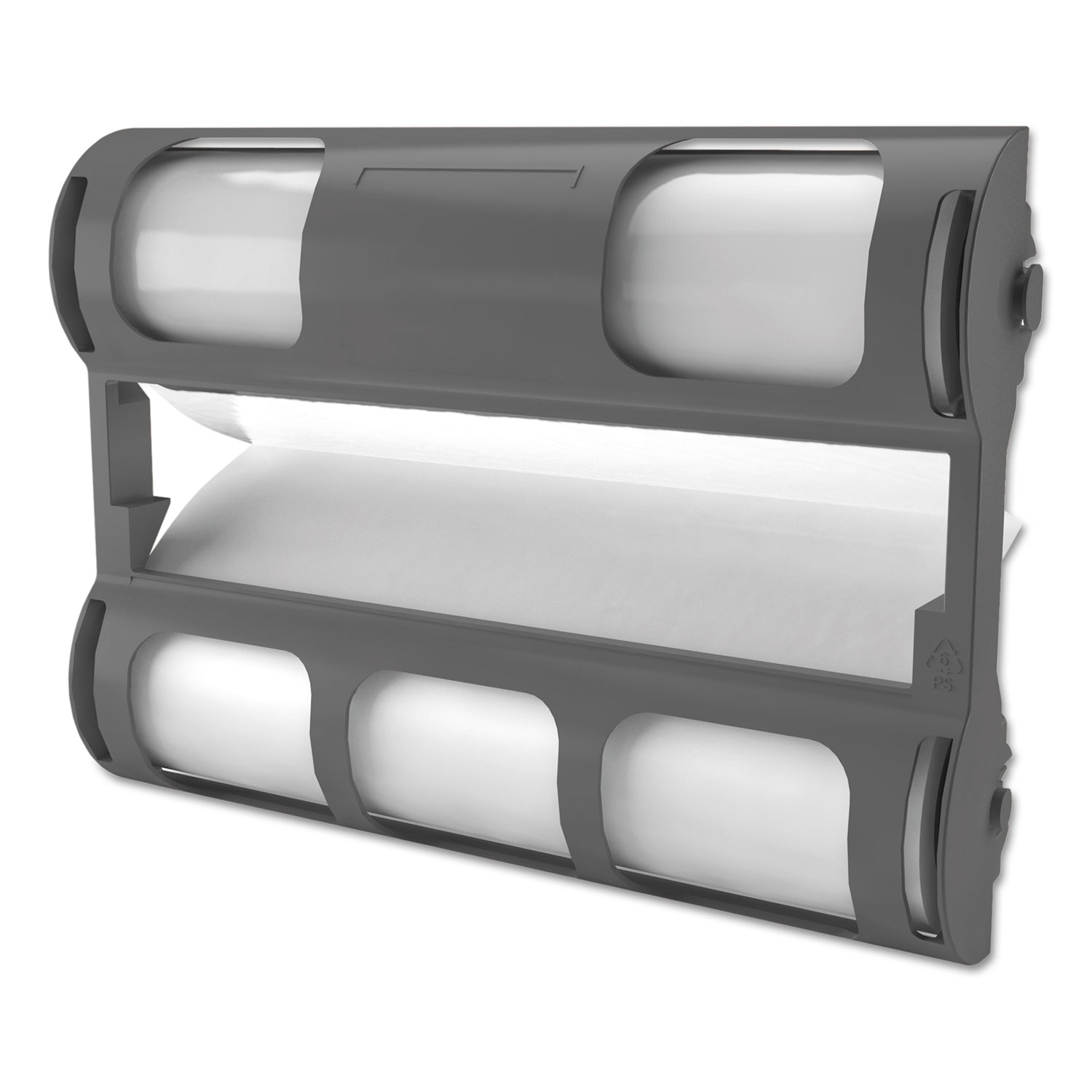 Repositionable Adhesive Refill Roll For XM1255 Laminator, 12″ X 100 Ft.