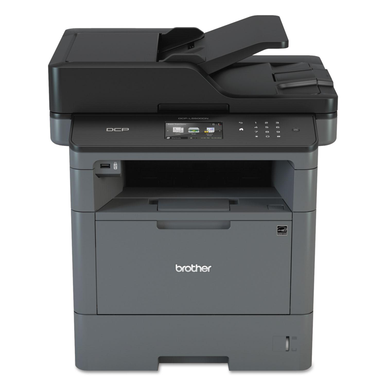 DCP-L5500DN Business Laser Multifunction Copier, Copy/Print/Scan