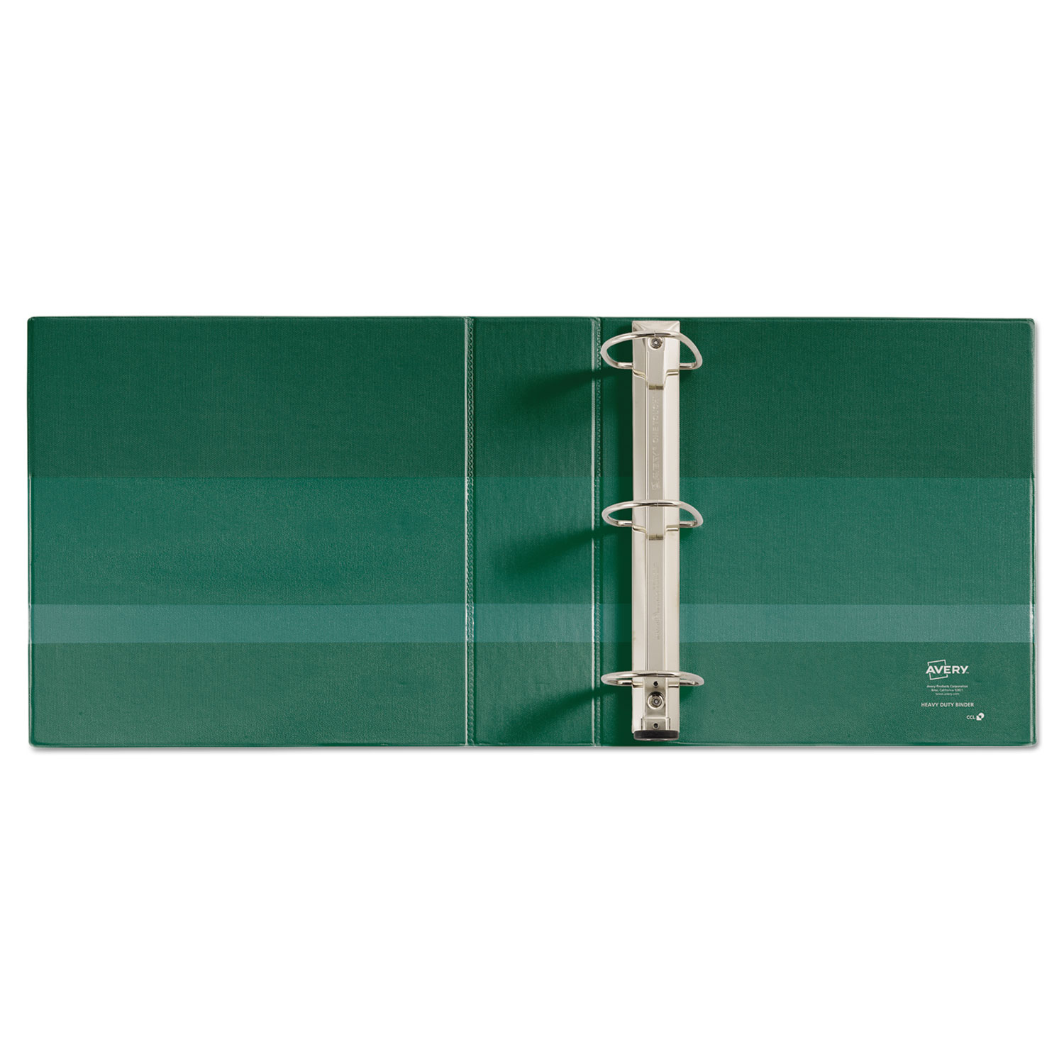heavy duty binder with one touch ezd rings by avery ave79784
