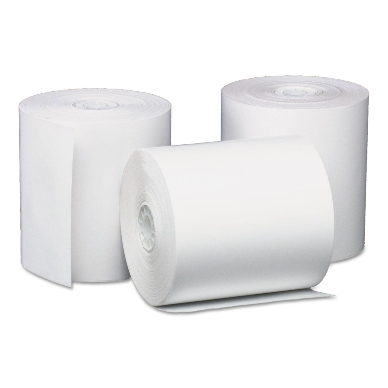 "30//Carton RegistRolls Thermal Point-of-Sale Rolls White 3.13/"" x 200 ft"