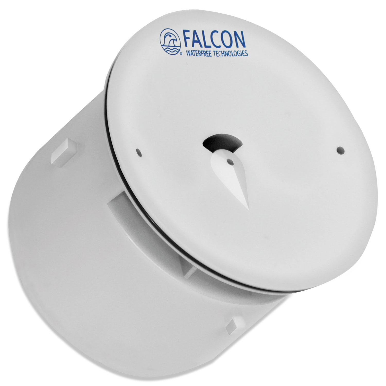 Falcon Waterless Urinal Cartridge, White, 20 Per Carton
