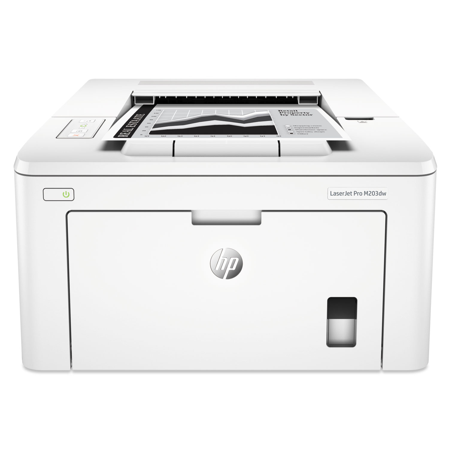 LaserJet Pro M203dw Wireless Laser Printer
