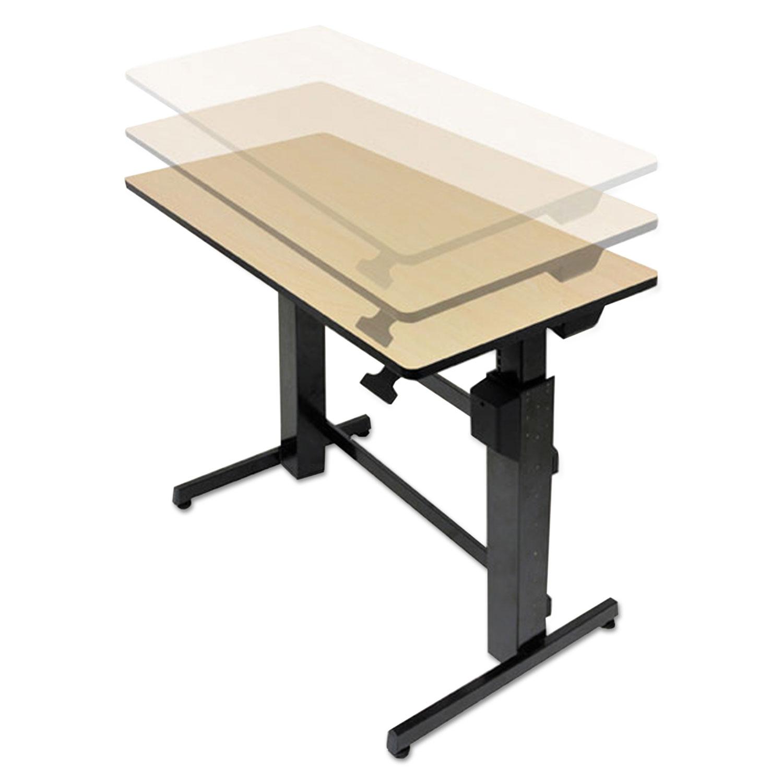 WorkFit D Sit Stand Workstation by Ergotron ERG