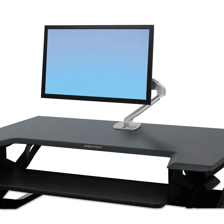 Workfit T Desktop Sit Stand Workstation By Ergotron