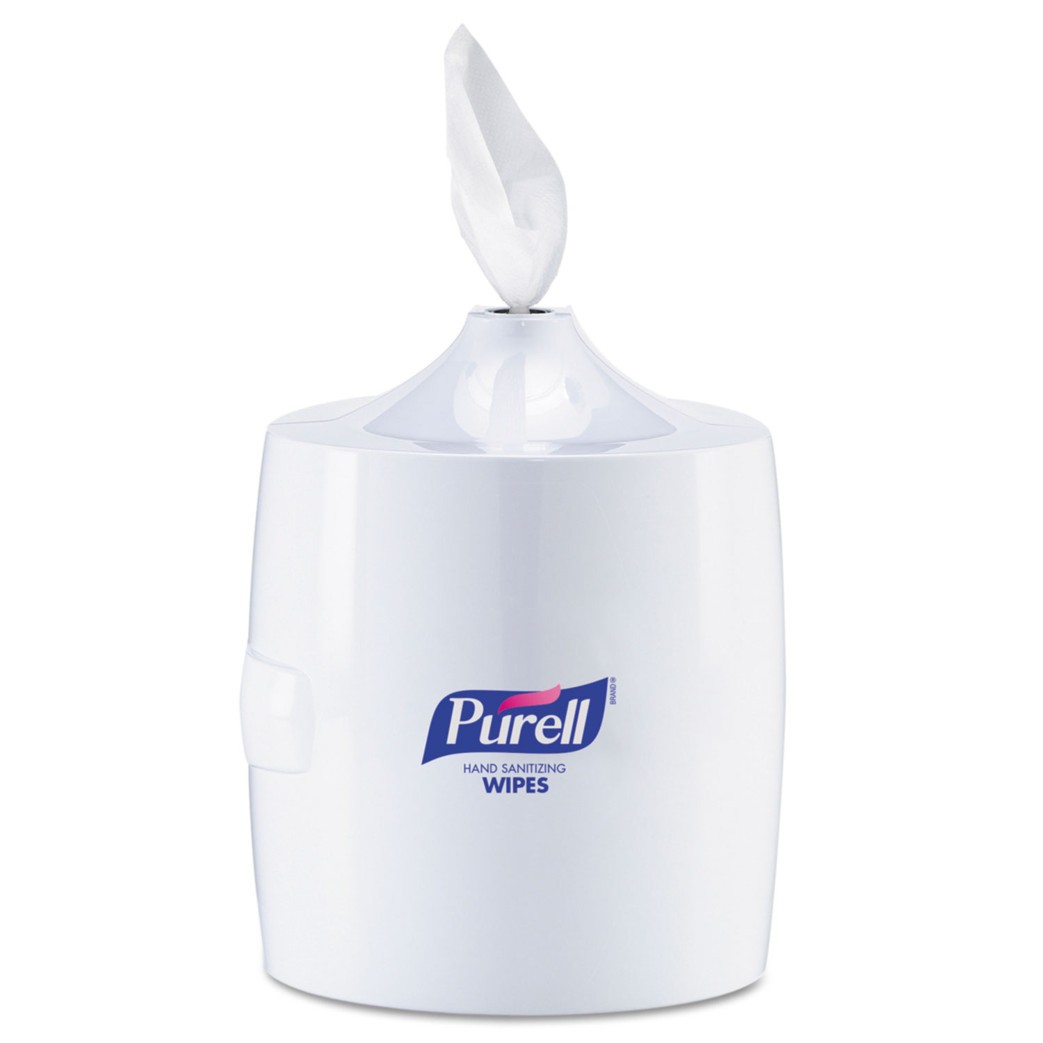 Hand Sanitizer Wipes Wall Mount Dispenser By Purell
