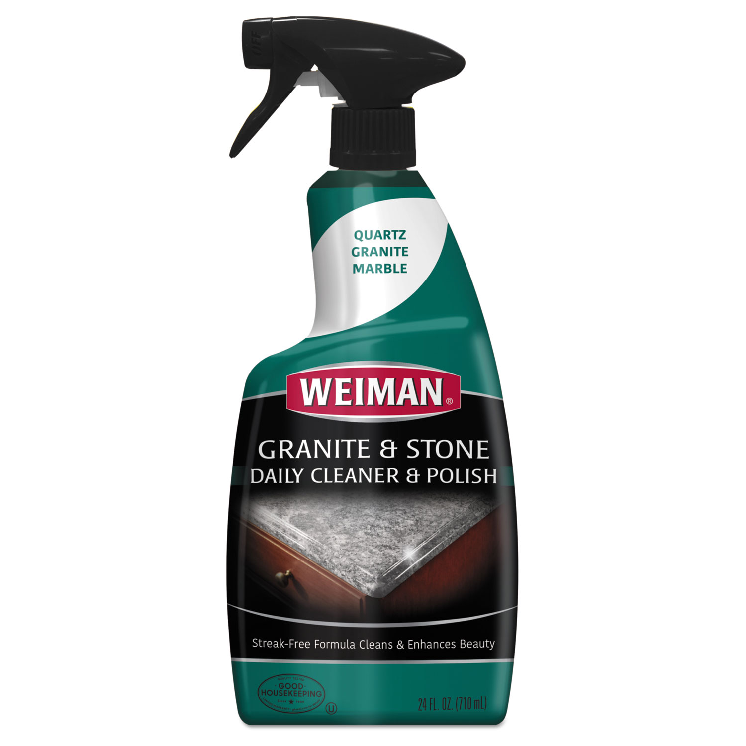 Marble Cleaner And Polish : Granite cleaner and polish by weiman wmn ea