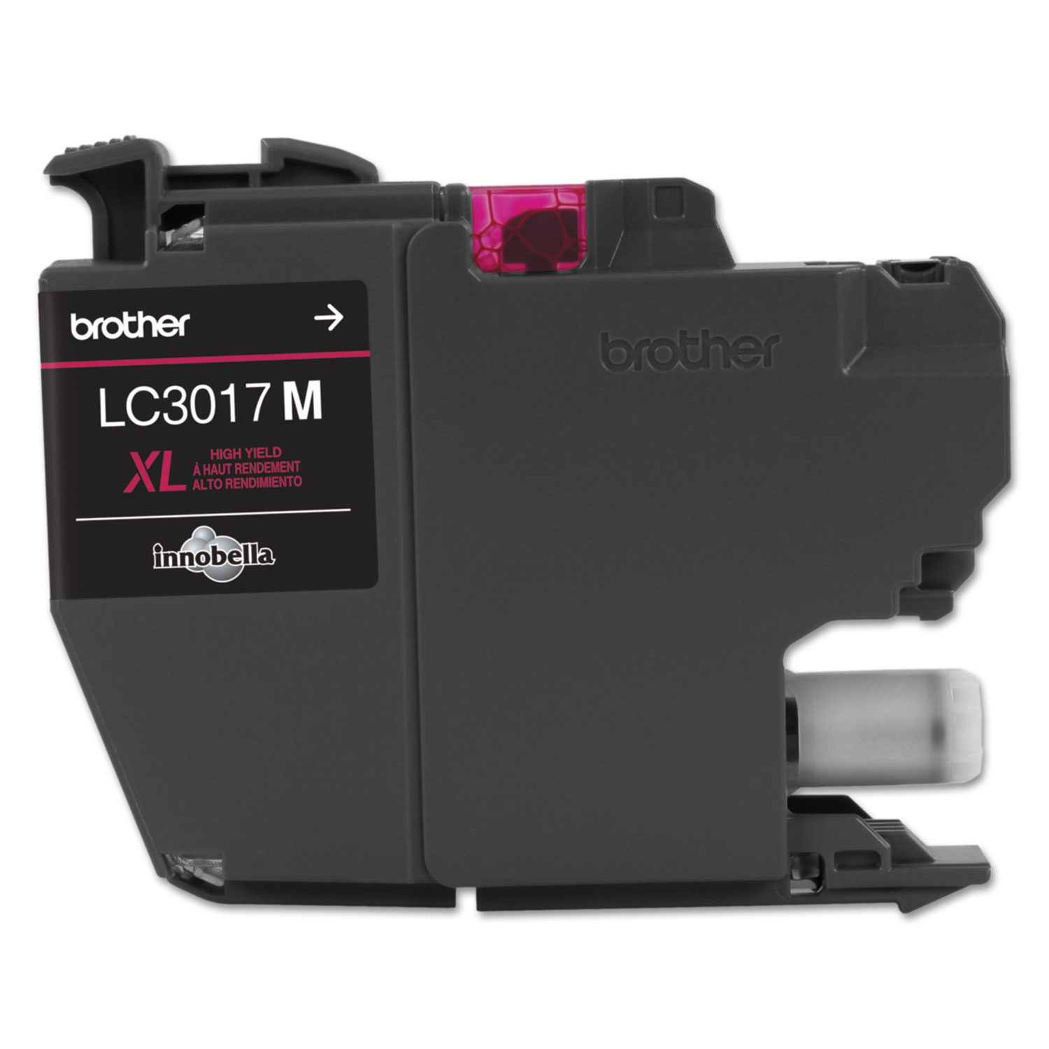 LC3017M Innobella High-Yield Ink, 550 Page-Yield, Magenta