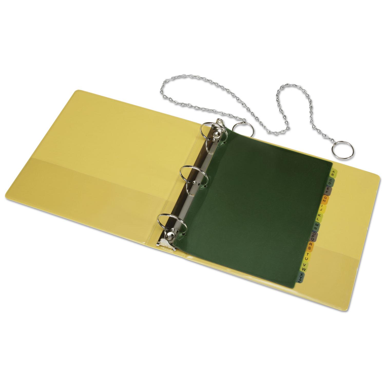 NSN6236240 SKILCRAFT GHS Safety Data Sheet Binder Without