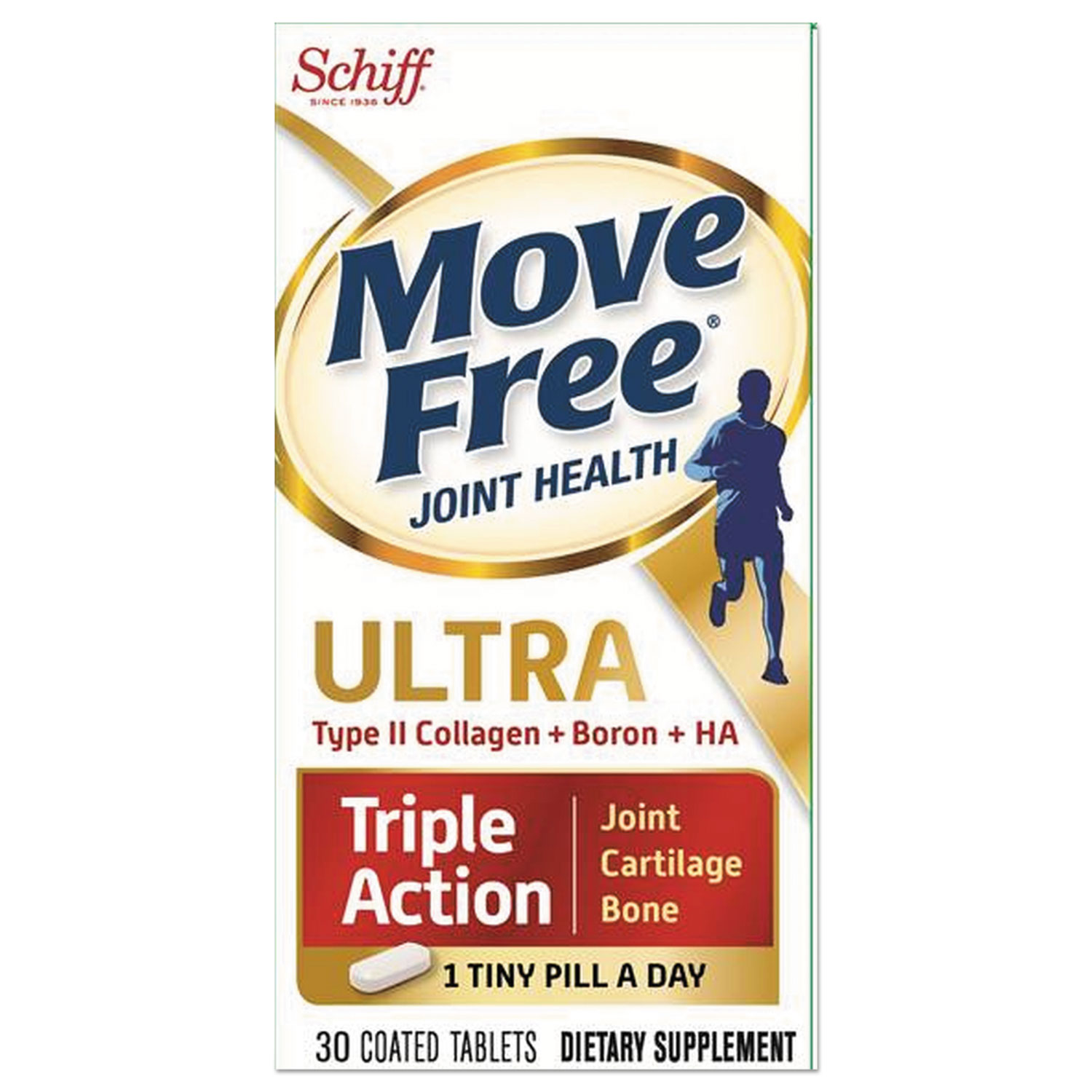 Ultra with UC-II Joint Health Tablet, 30 Count