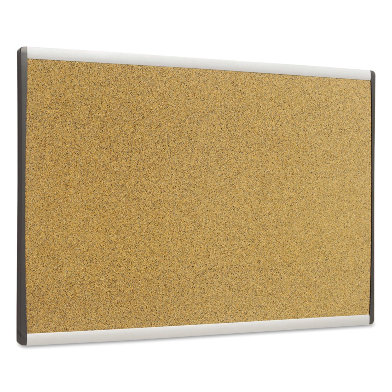 ARC Frame Cork Cubicle Board by Quartet® QRTARCB3018 ...
