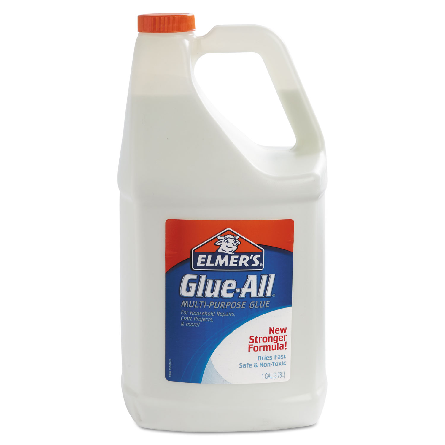 Glue-All White Glue, Repositionable, 1 gal - Lighthouse