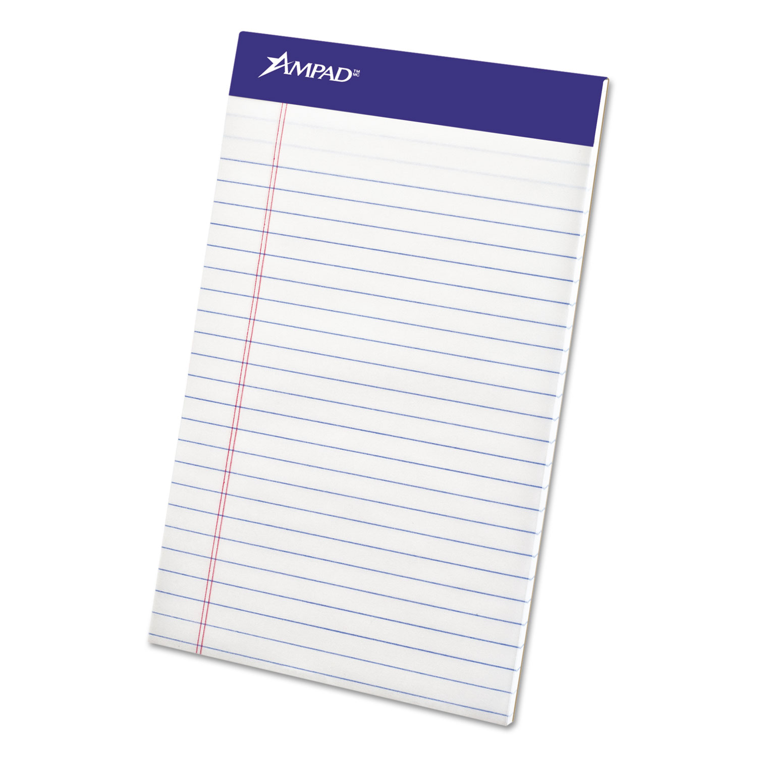 TOP20304 Ampad® Perforated Writing Pad - Zuma