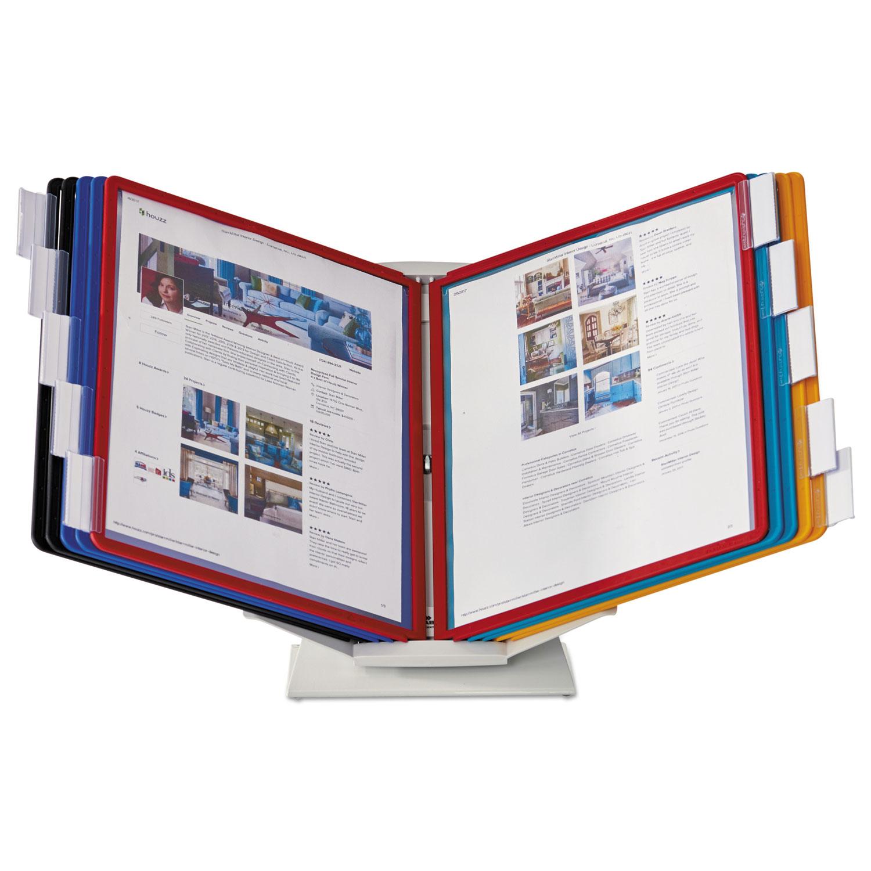 VARIO Pro Desktop Reference System, 10 Panels, Legal, Assorted Borders & Panels