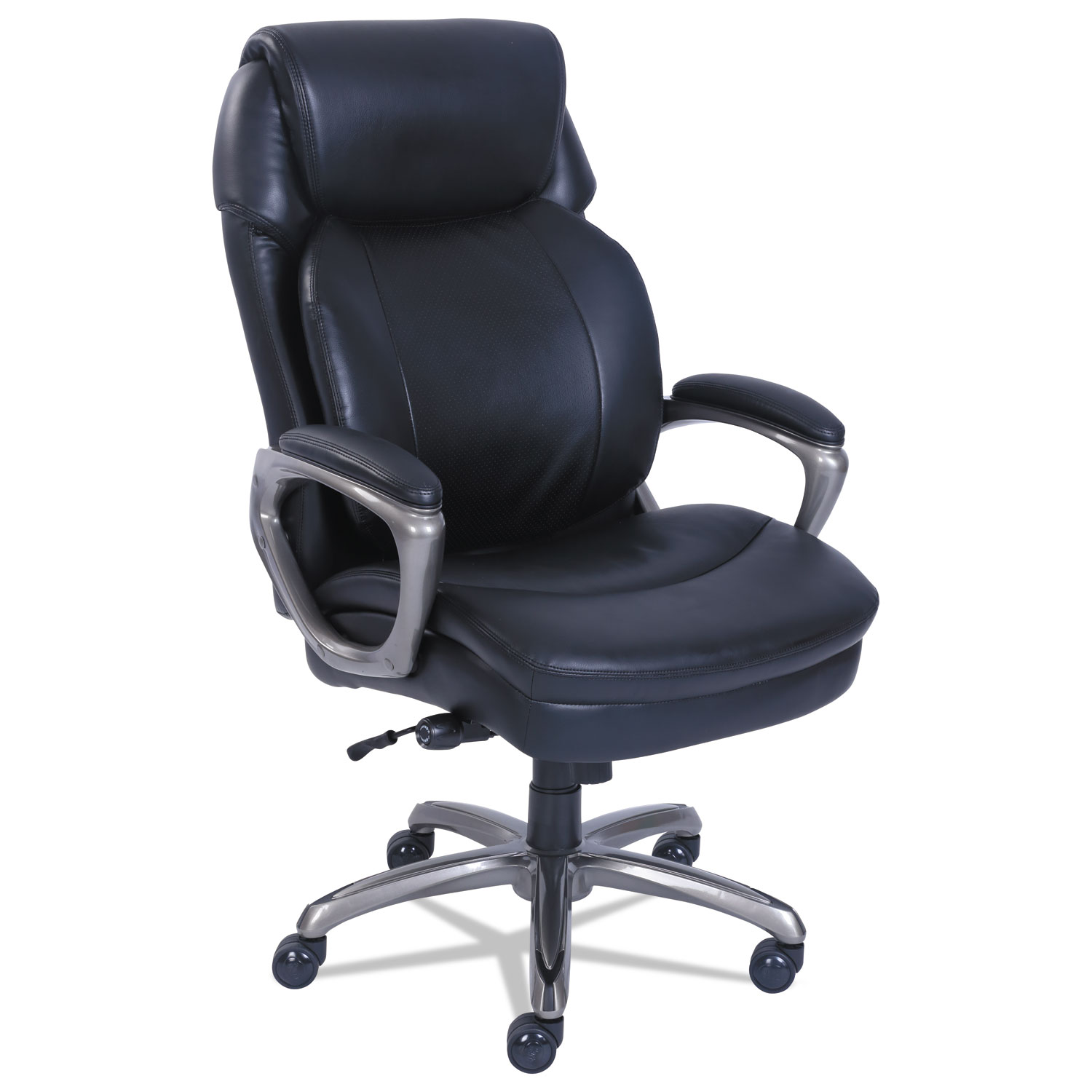 Cosset High Back Executive Chair, Black