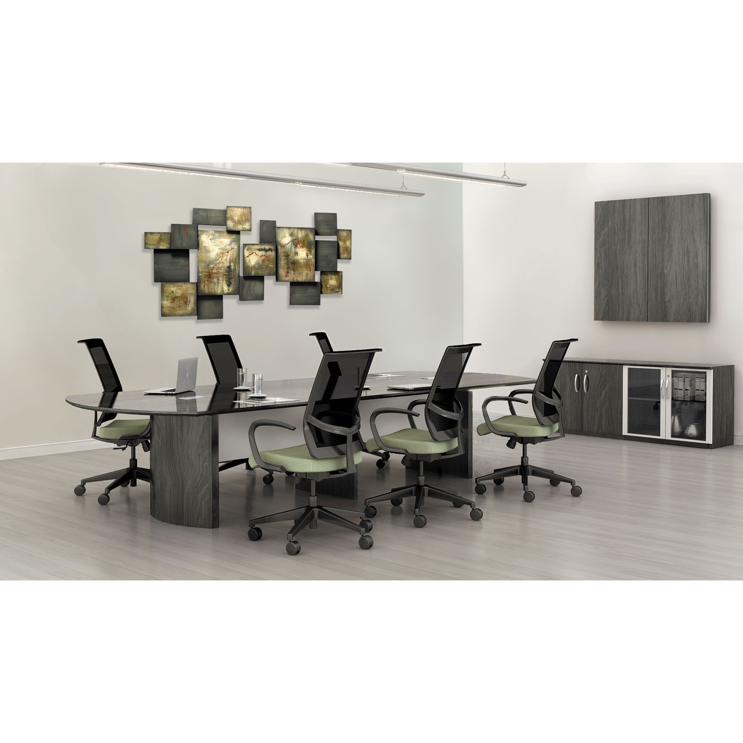 Medina Conference Table Top By Safco MLNMNMTSTLGS - Medina conference table