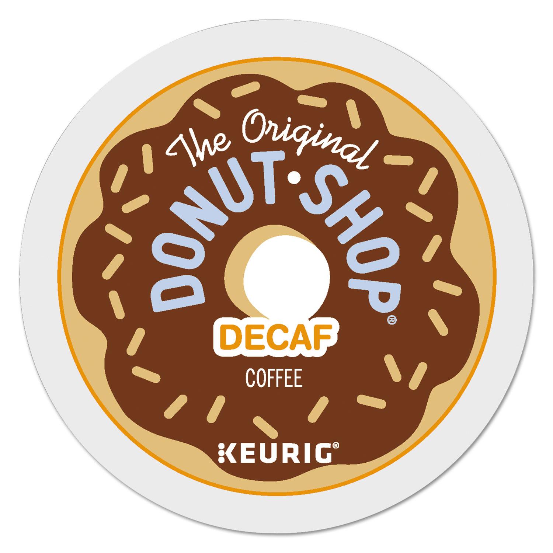 Fine Donut Shop Decaf Coffee K Cups 22 Box Machost Co Dining Chair Design Ideas Machostcouk
