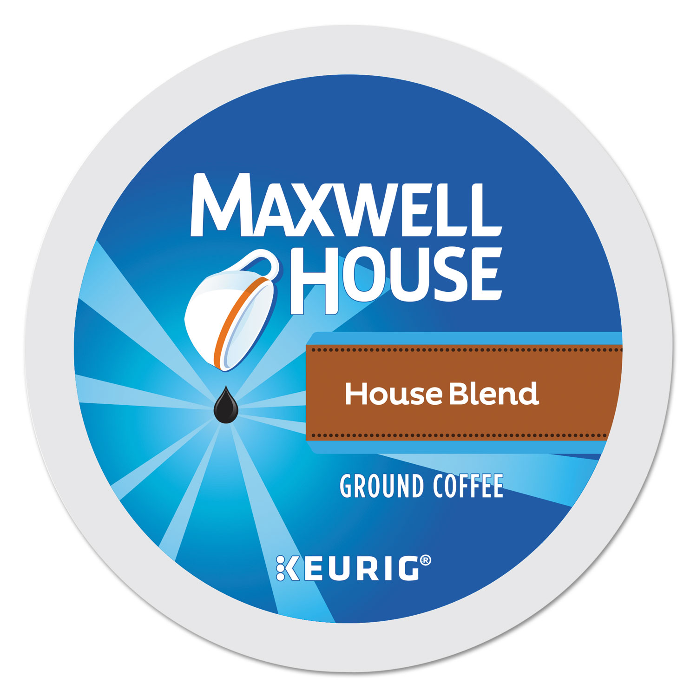 House Blend Coffee K-Cups, 24/Box