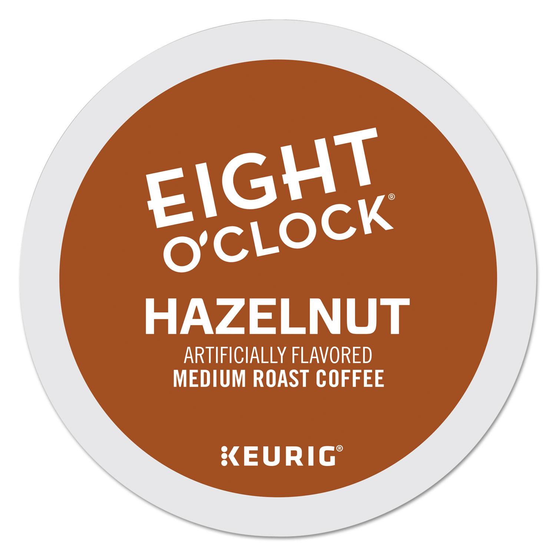 Hazelnut Coffee K-Cups, 96/Carton