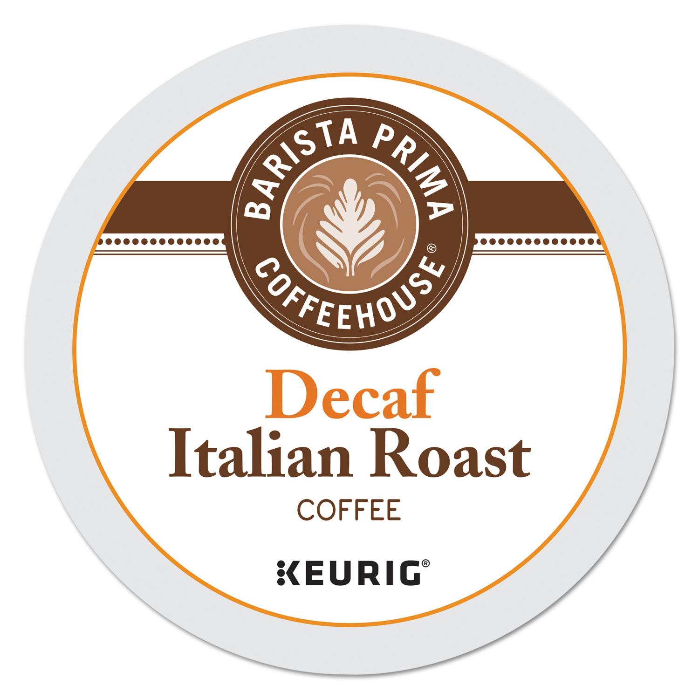 Fantastic Decaf Italian Roast Coffee K Cups 24 Box Machost Co Dining Chair Design Ideas Machostcouk