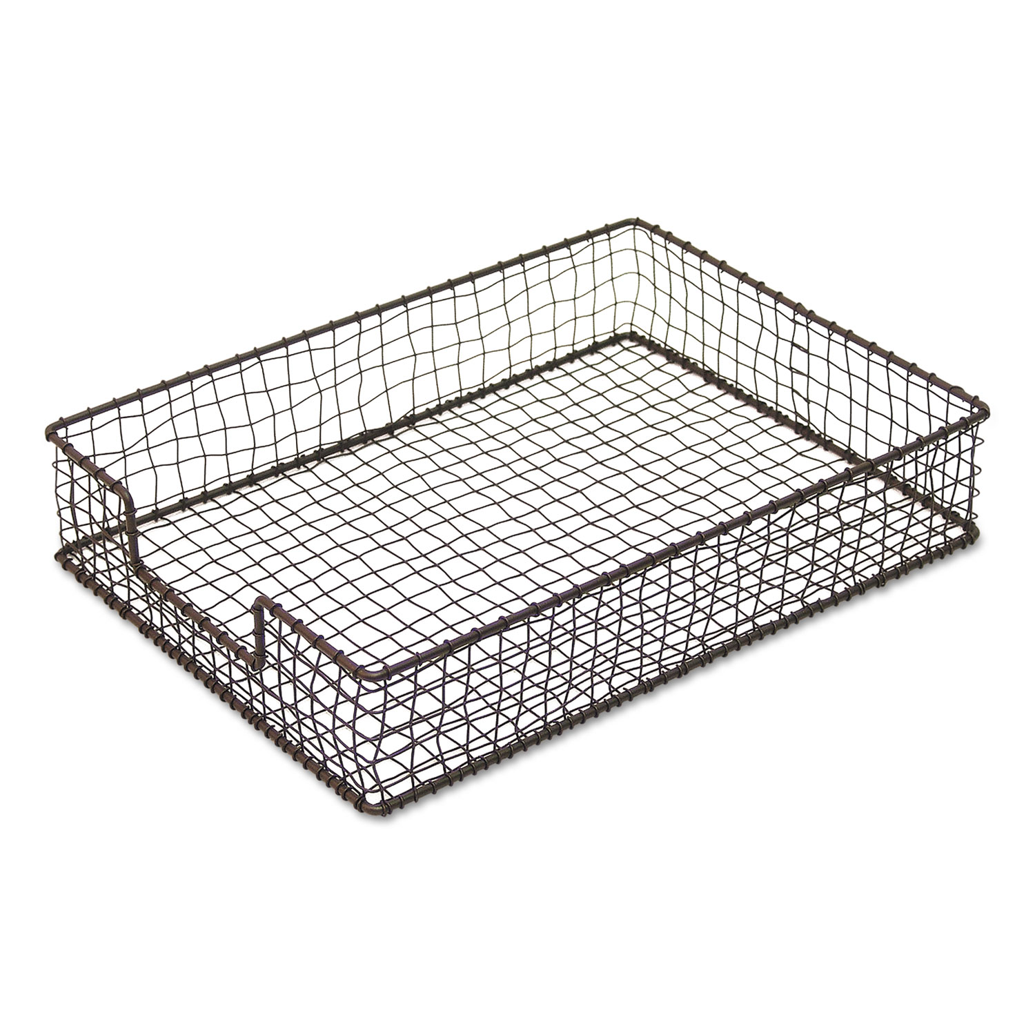 Vintage Wire Mesh Letter Tray by Universal® UNV20061 ...