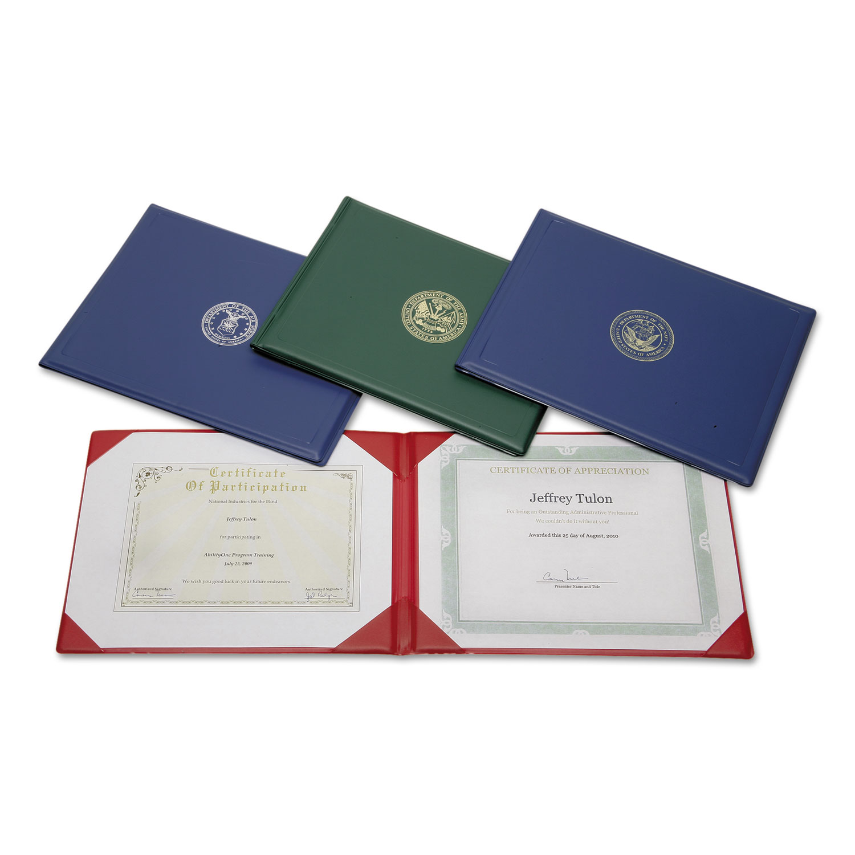certificate holder bulk award jackets abilityone certificates variations