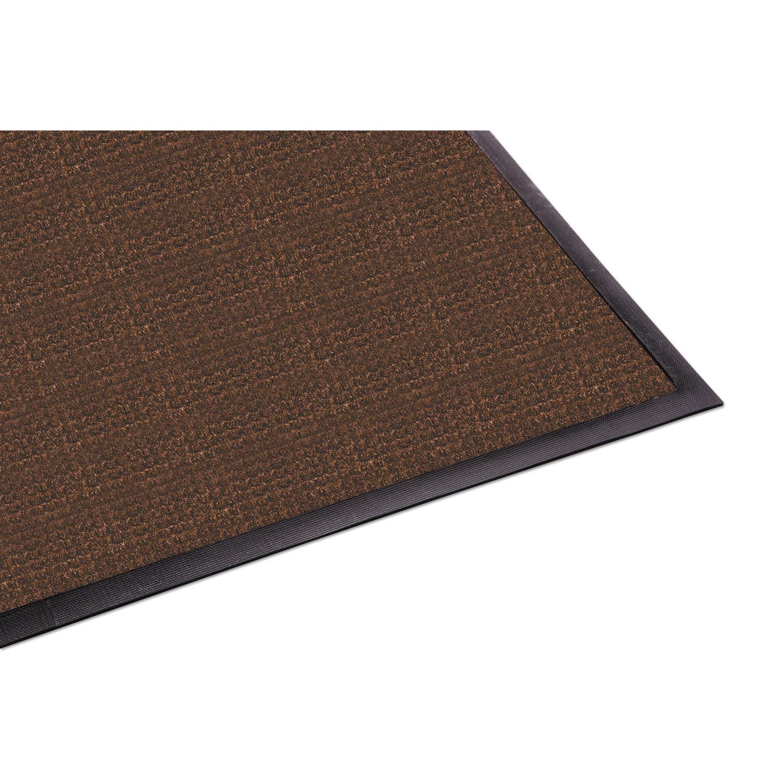 WaterGuard Indoor/Outdoor Scraper Mat, 22 3/4 x 33 1/2, Brown