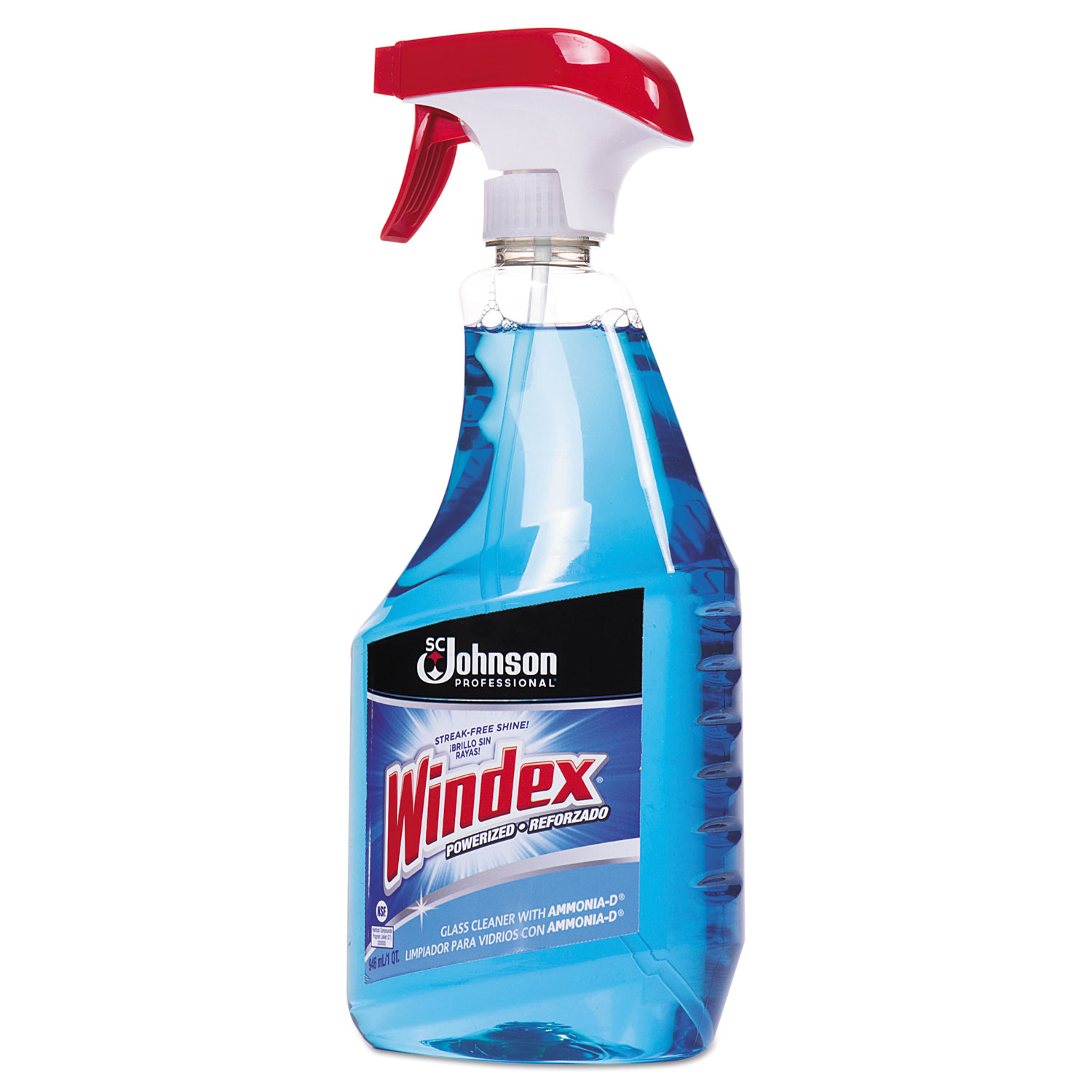 Glass Cleaner With Ammonia D By Windex 174 Sjn695237