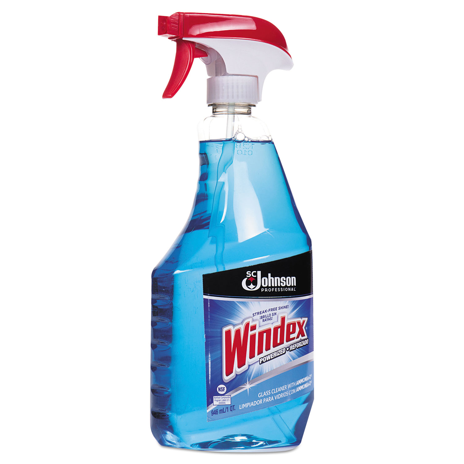 Glass Cleaner with Ammonia-D by Windex® SJN695237 ...