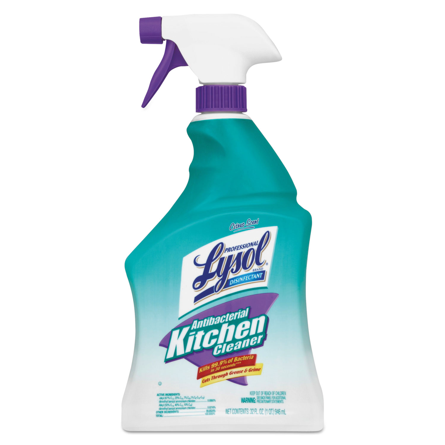 Antibacterial Kitchen Cleaner By Professional LYSOL Brand - Kitchen cleaner