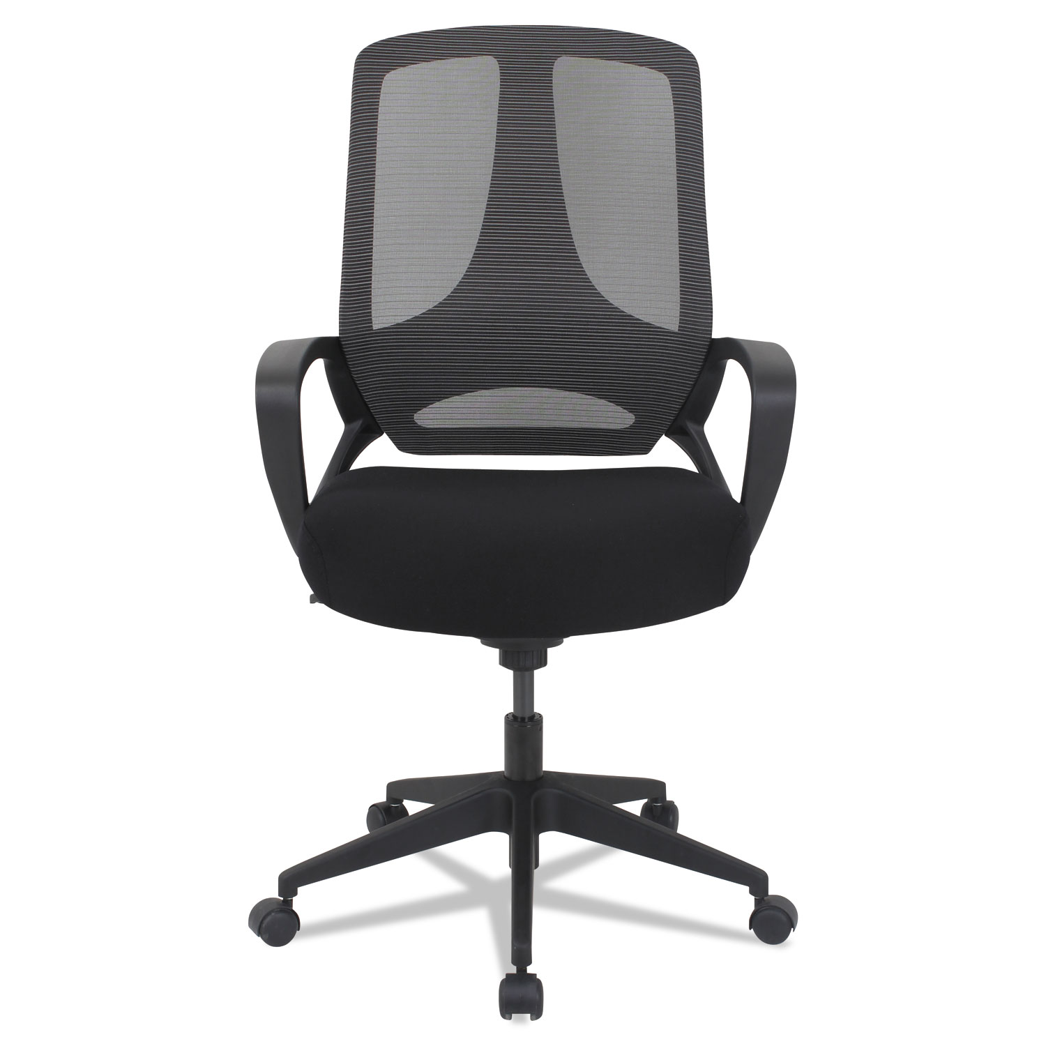 Mb Series Mesh Mid Back Office Chair Black