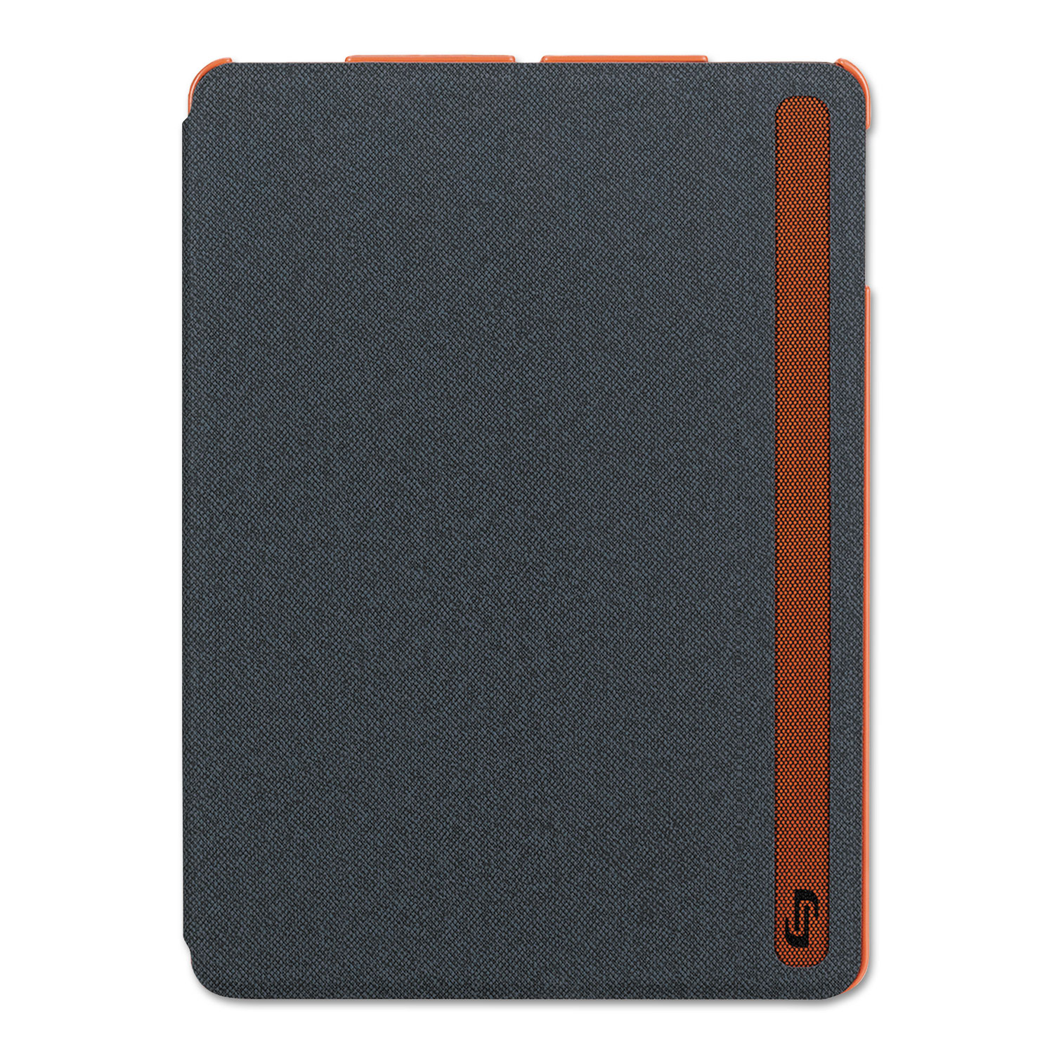 Austin iPad Air Case, Polyester, Gray/Orange