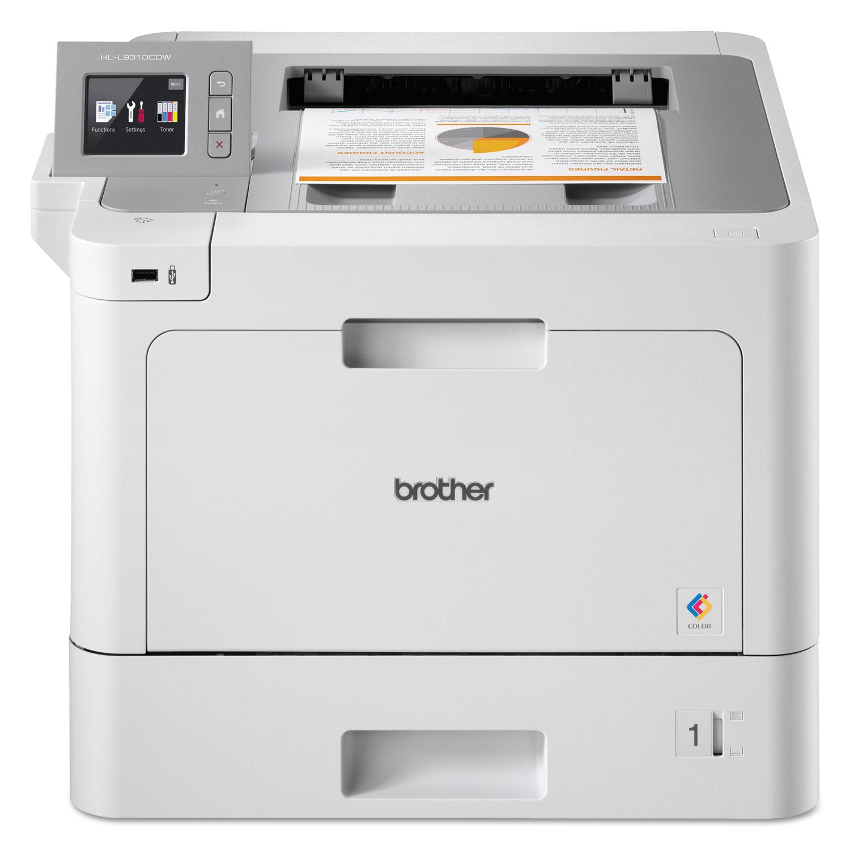 HL-L9310CDW Wireless Laser Printer