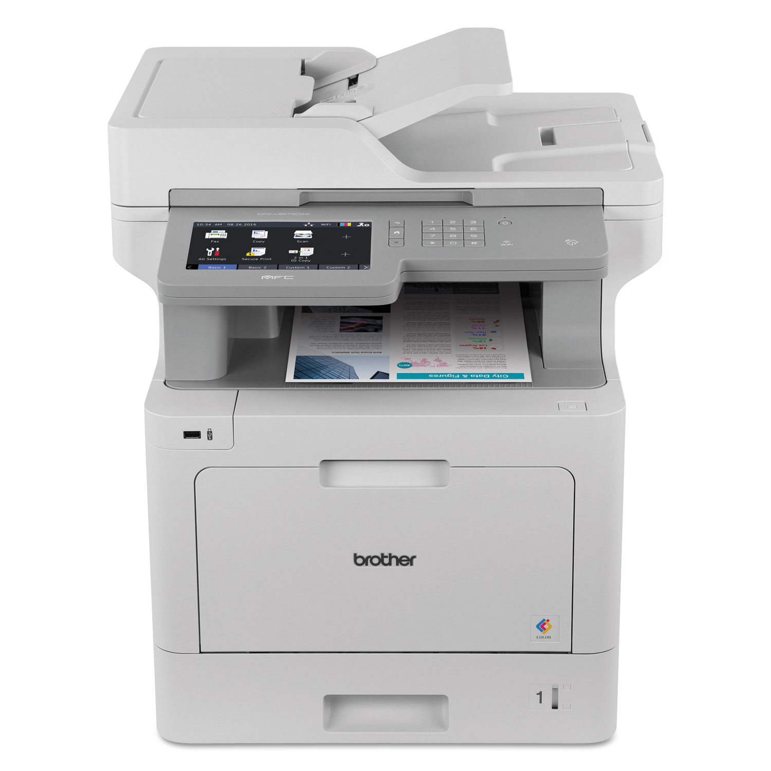 MFC-L9570CDW Wireless Laser Printer