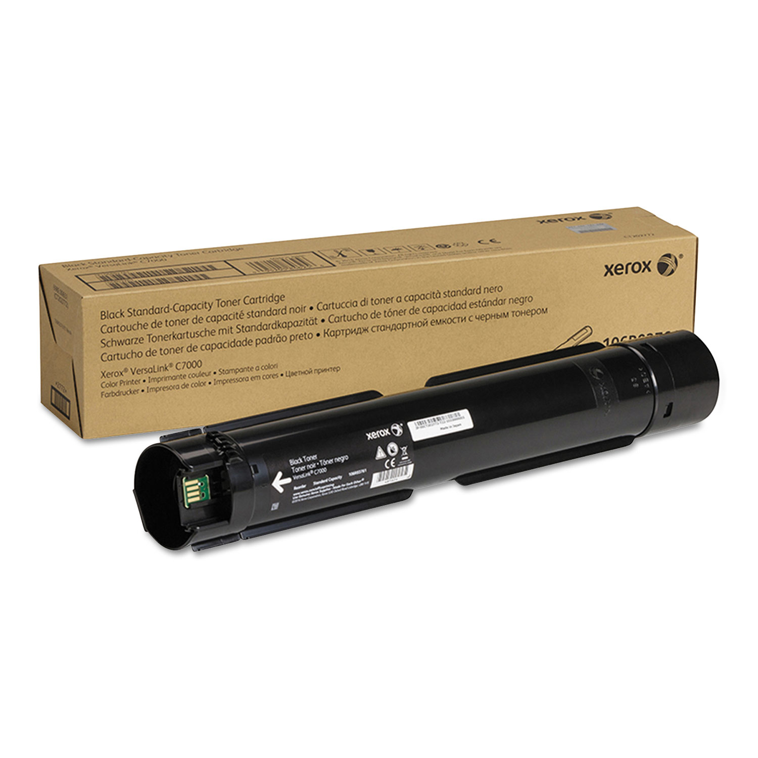 106R03761 Toner, 5300 Page-Yield, Black