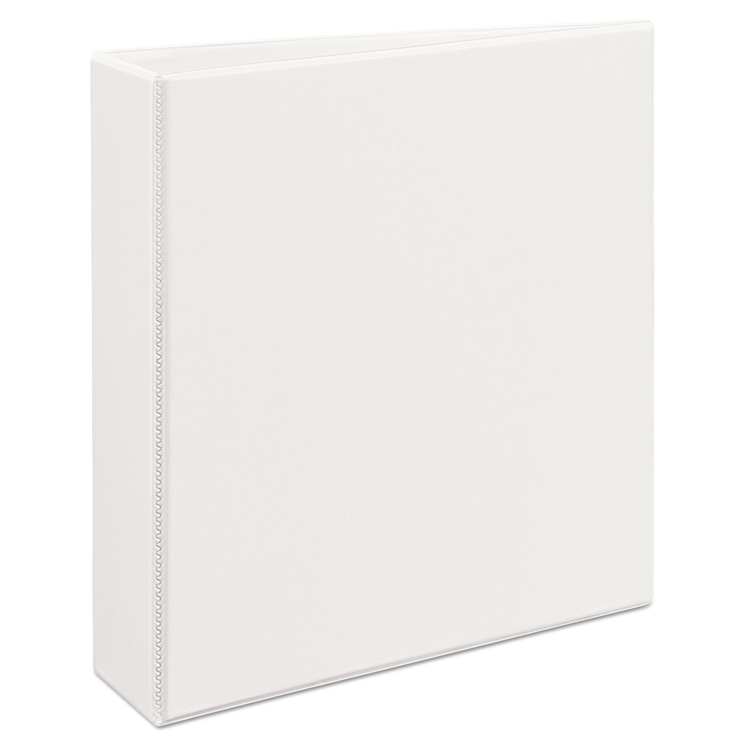 """Heavy-Duty View Binder with DuraHinge and One Touch EZD Rings, 3 Rings, 2"""" Capacity, 11 x 8.5, White"""