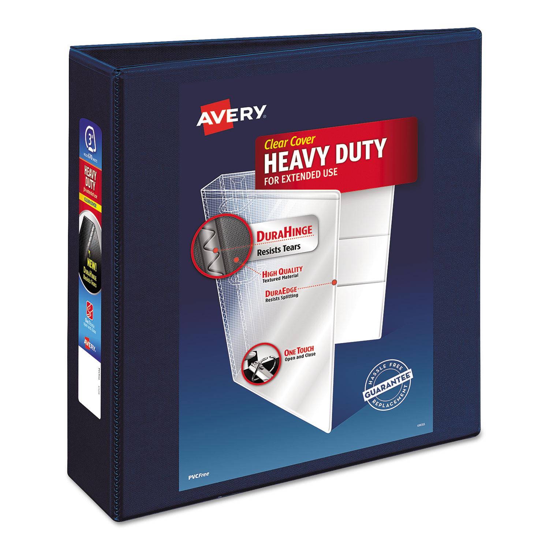 AVE79803 Avery Heavy-Duty View Binder W/Locking 1-Touch