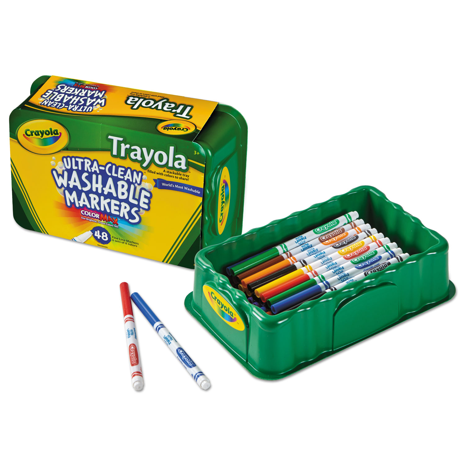 washable markers by crayola cyo588214 ontimesupplies com