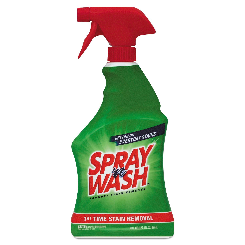 Stain Remover, Liquid, 22 oz, Trigger Spray Bottle