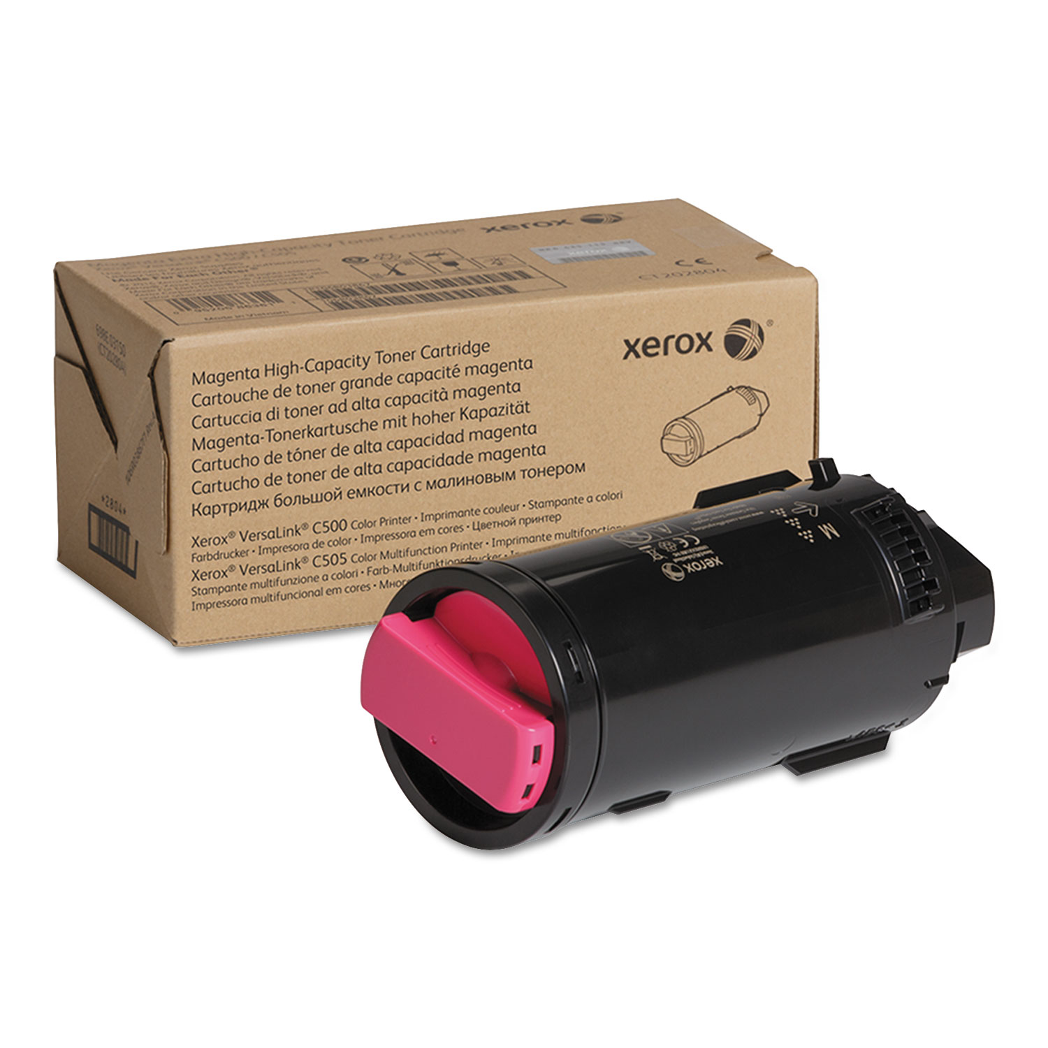 106R03864 High-Yield Toner, 5200 Page-Yield, Magenta
