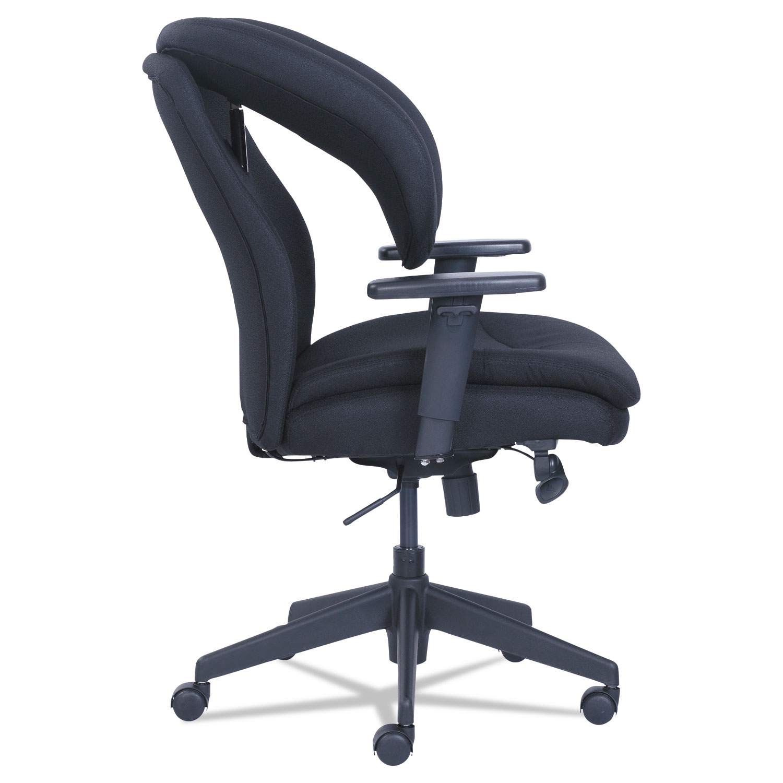 Srj48967a Sertapedic 174 Cosset Ergonomic Task Chair Zuma