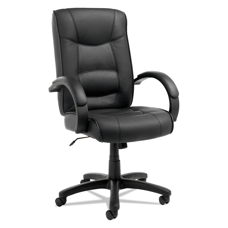 alera strada series high back swivel tilt chair by alera