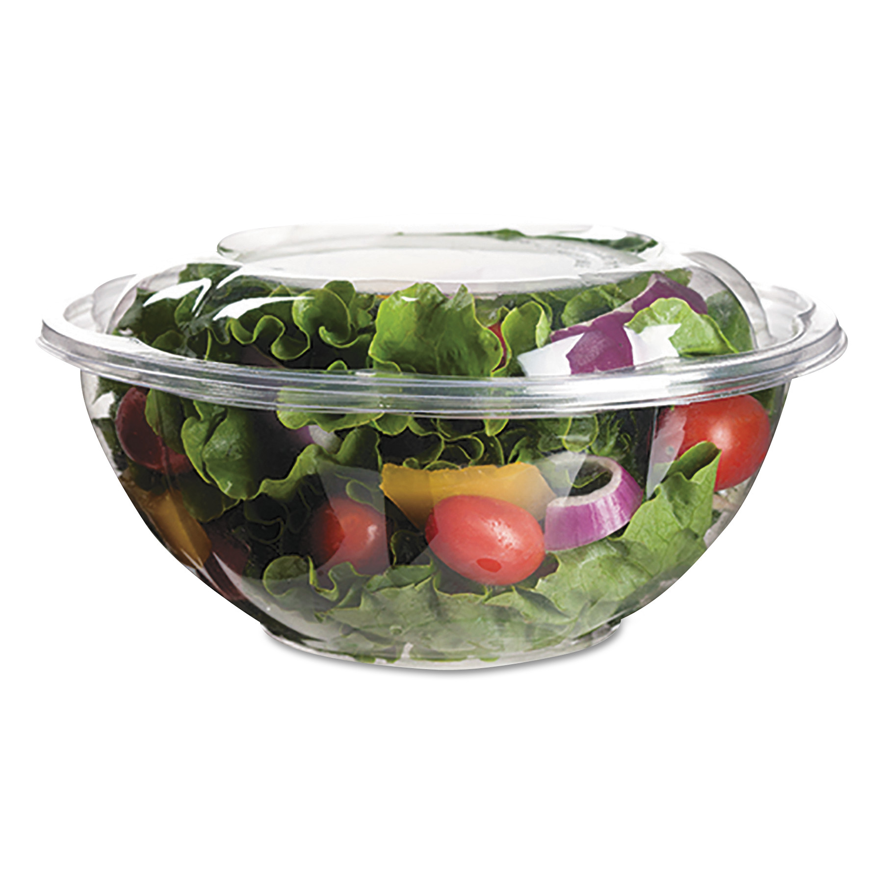Eco-Products Renewable and Compostable Containers, 18 oz, Clear, Clear, Clear, 150 Carton 4caa75