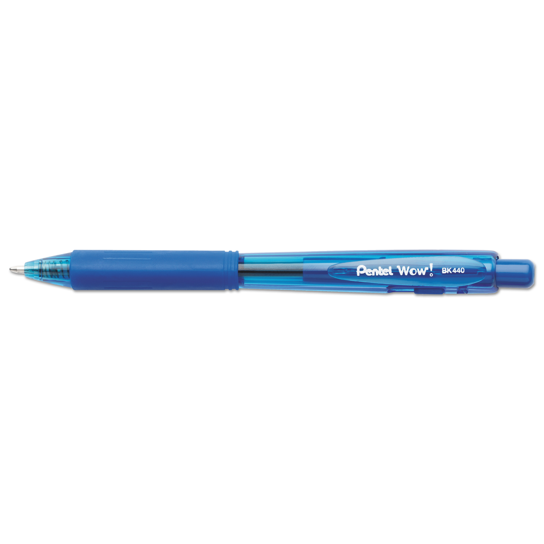 Pen Refills Better//EasyTouch//Dr Grip Retractable Ballpoint Refills Blue 1.0mm