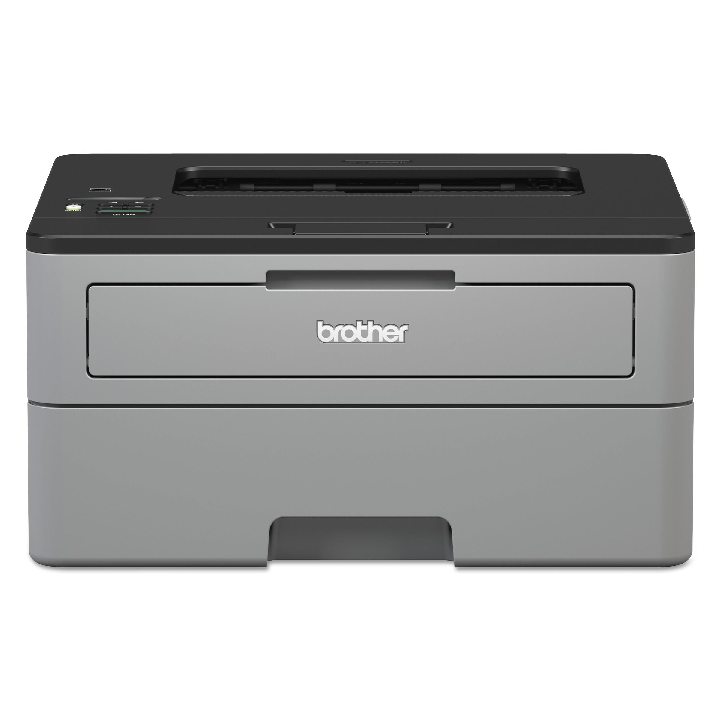 HL-L2350DW Wireless Laser Printer