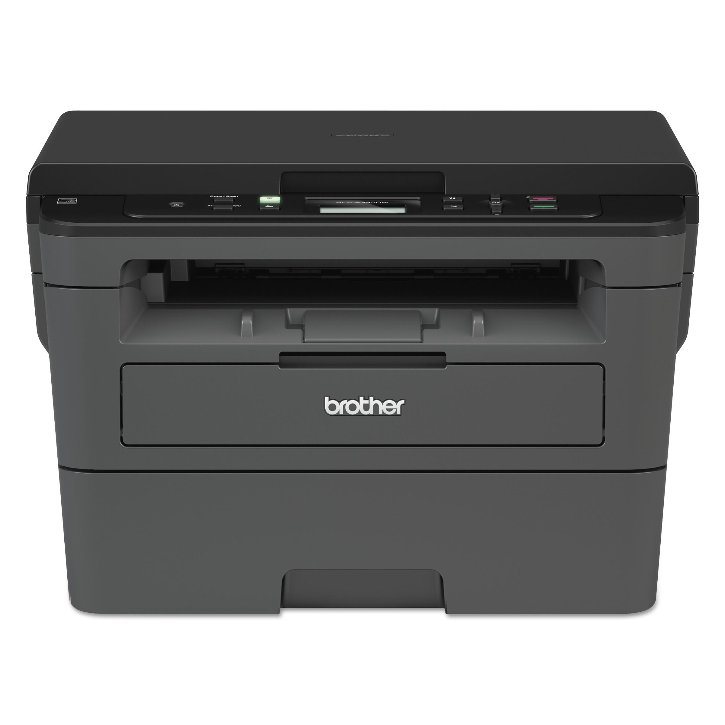HL-L2390DW Laser Copier, Copy/Print/Scan