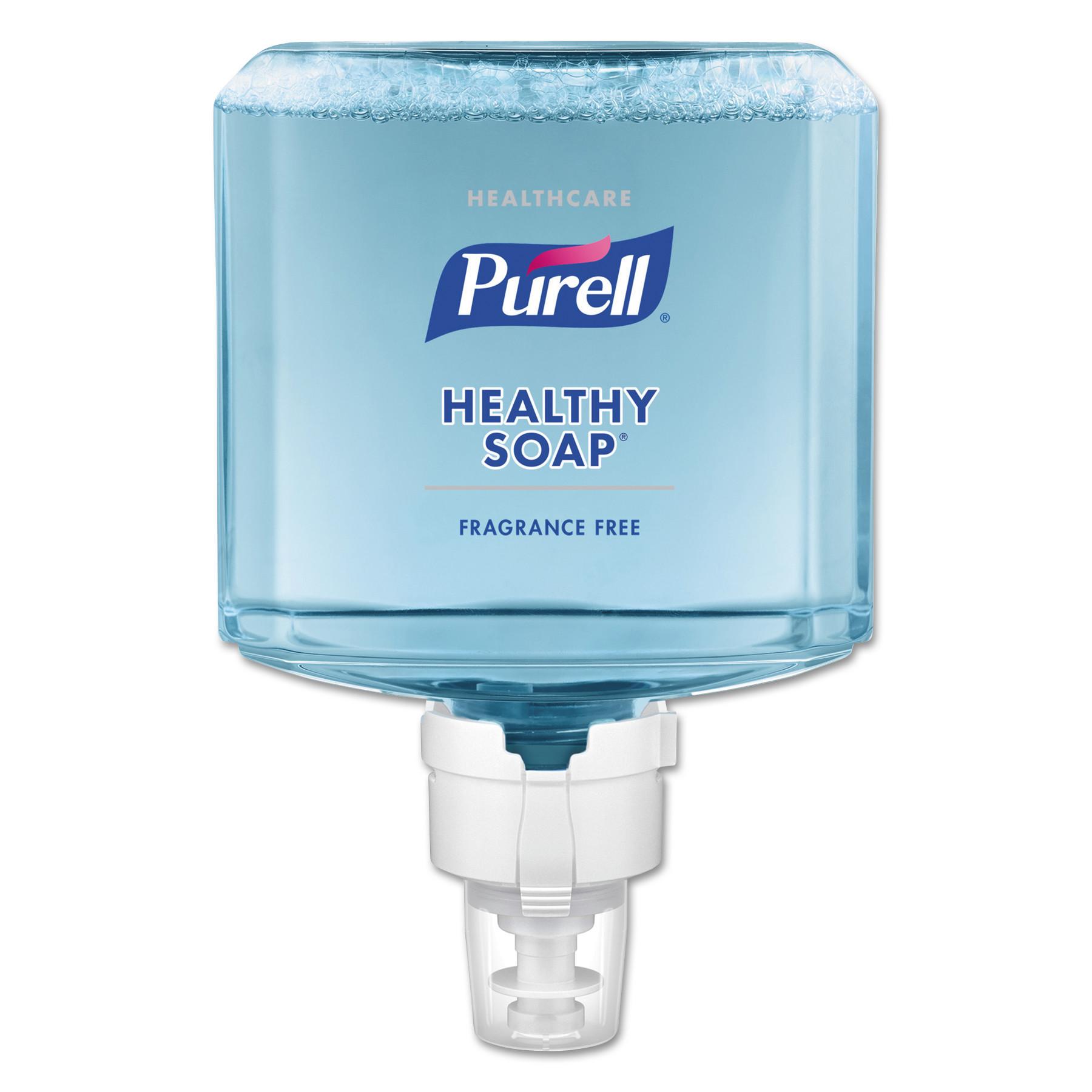 Healthcare HEALTHY SOAP Gentle & Free Foam ES8 Refill, 1200 mL, 2/CT